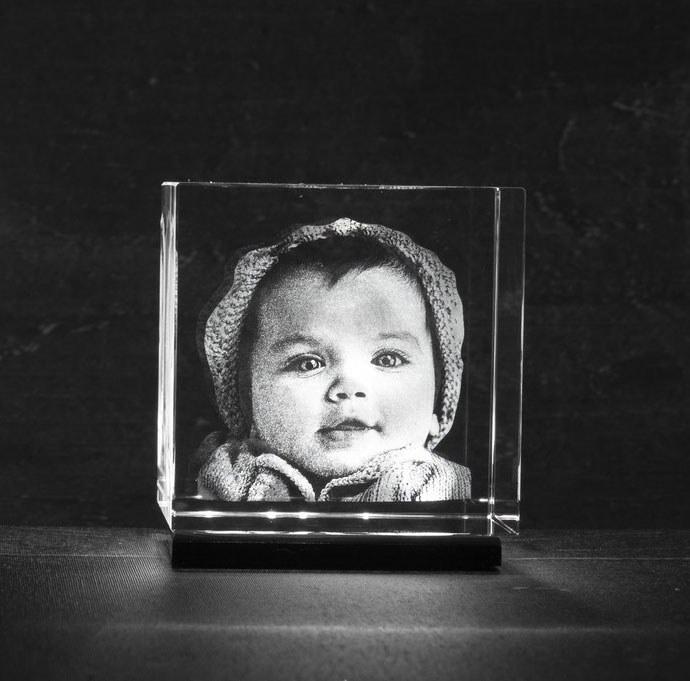 Foto in glas LED 8050